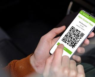 Mein grüner Pass App