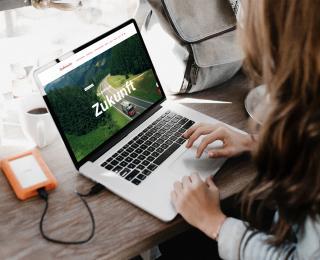 Saubermacher Unternehmens-Webseite mit Content Modulen